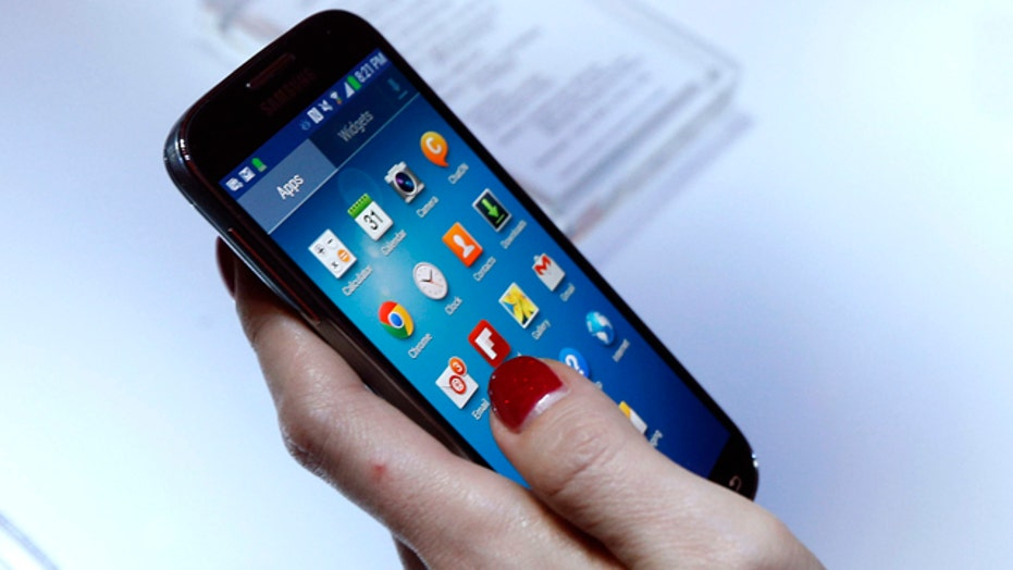 Samsung's Galaxy S4 unveiled