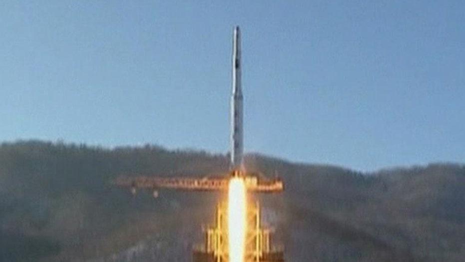 North Korea reportedly fires short range missile