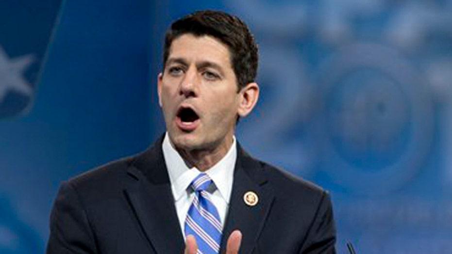 Does Paul Ryan's budget plan cut enough?