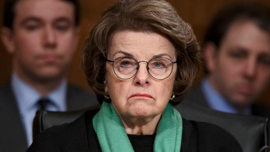Sen. Dianne Feinstein vs. the CIA
