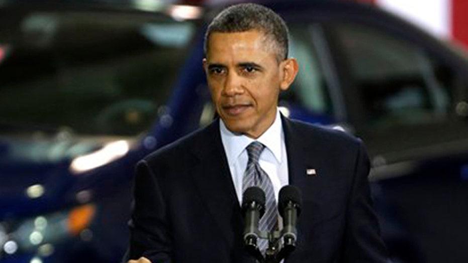 President Obama visits Israel