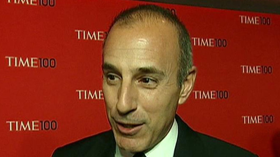 Matt Lauer to jump to 'Jeopardy' in 2016?
