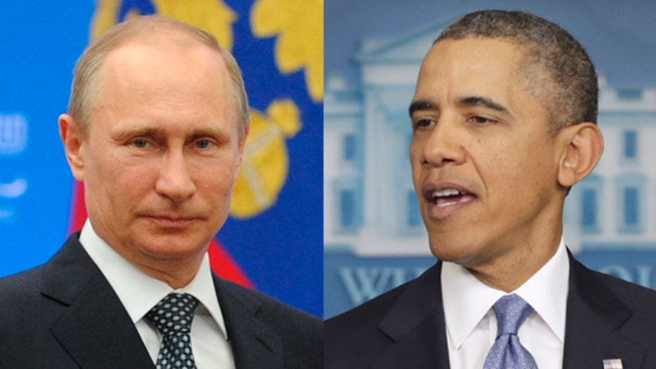Do Obama's sanctions hold any weight with Putin?
