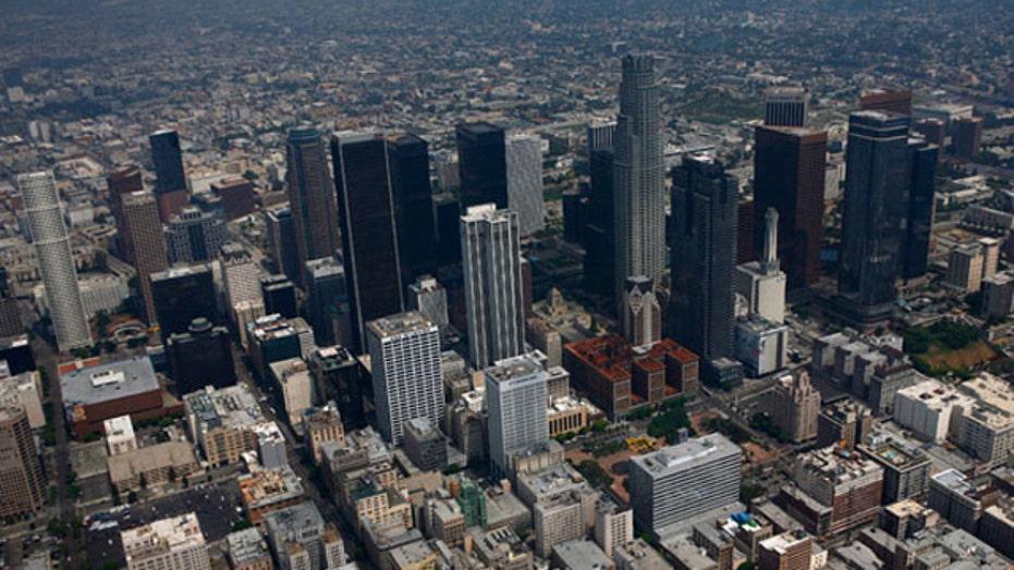 Earthquake strongly felt across Los Angeles