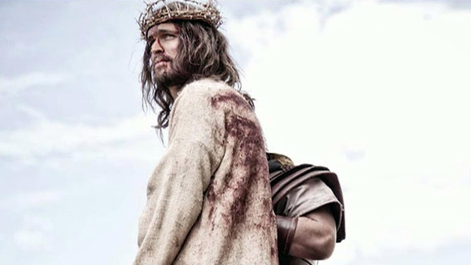 Producers of 'The Bible' on program's success