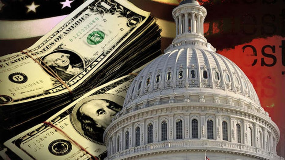 Budget battle heats up on Capitol Hill