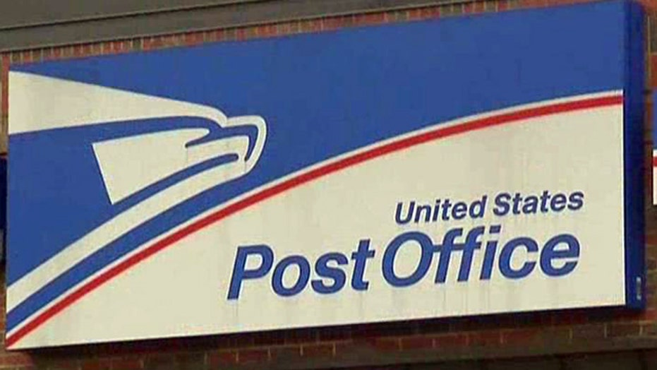 Report warns USPS may not be able to pay health benefits
