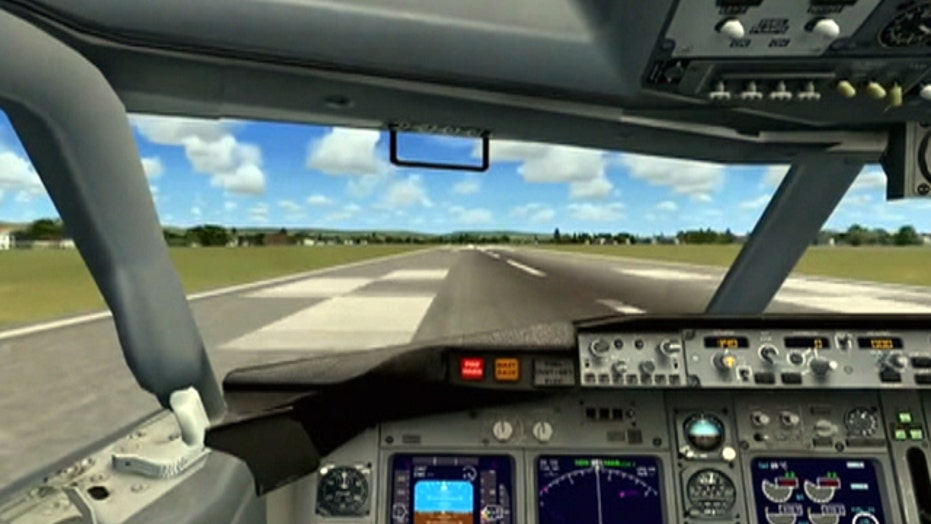Files deleted from Flight 370 pilot's flight simulator