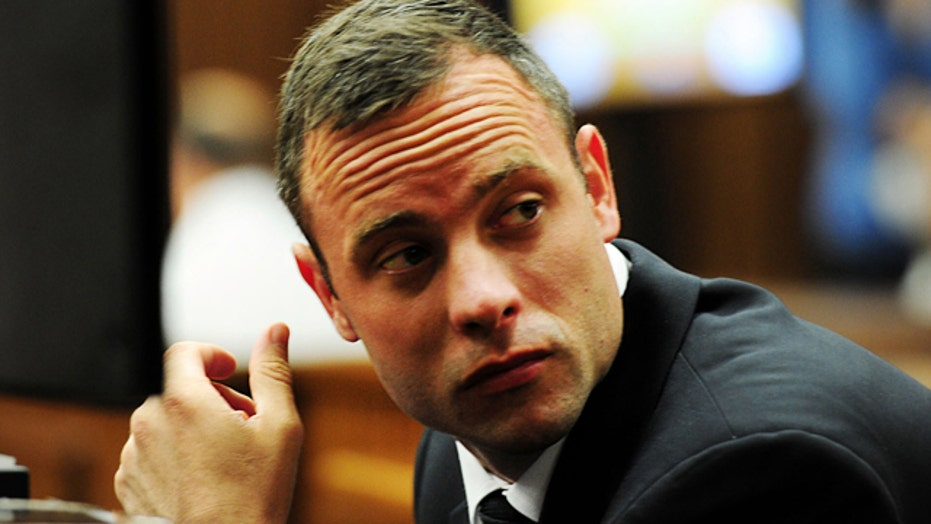 Prosecutors: Pistorius surfed for porn on night of murder