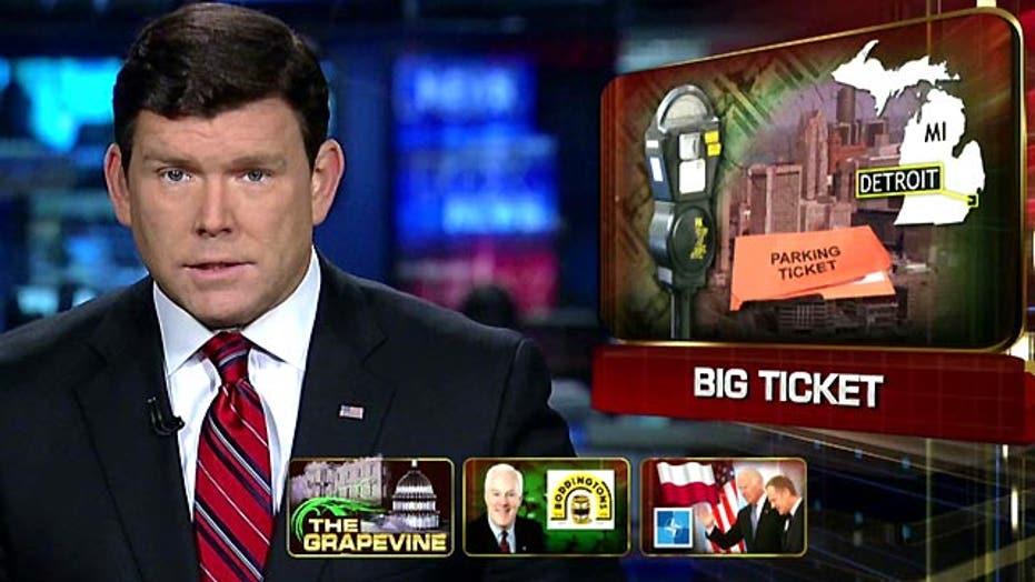 Grapevine: Detroit losing money on parking tickets?