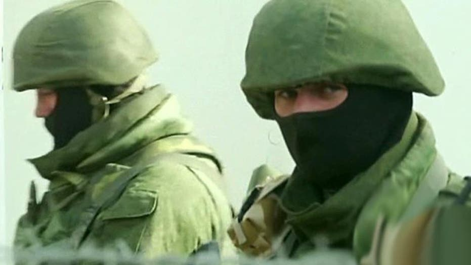 Next phase of Russia's 'takeover' of Crimea