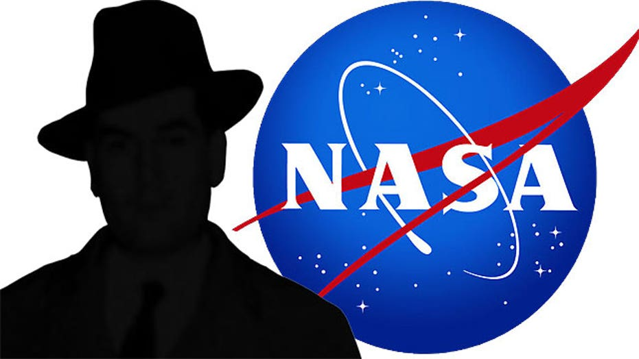 A spy at NASA?