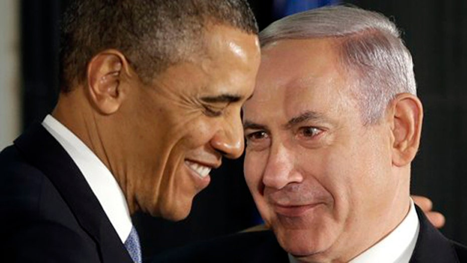 Does Obama really have Israel's back?