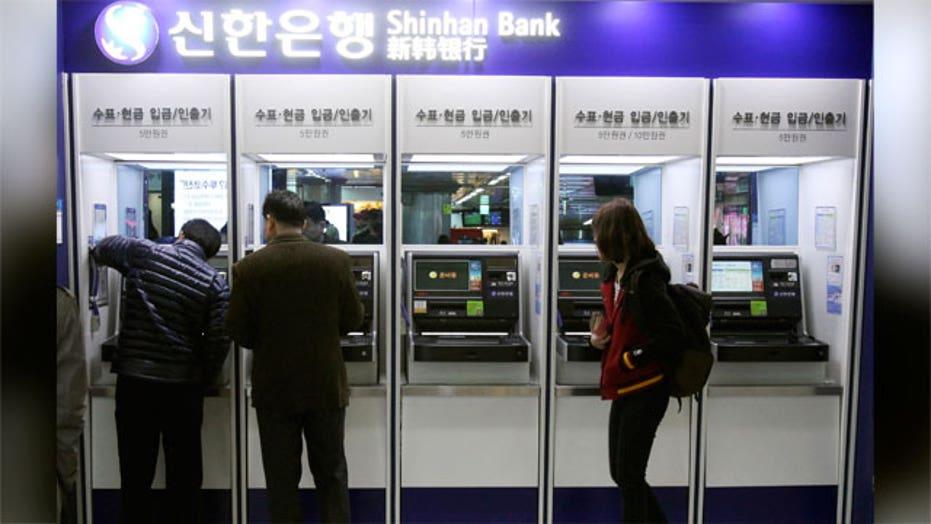 South Korea on alert after hack attack