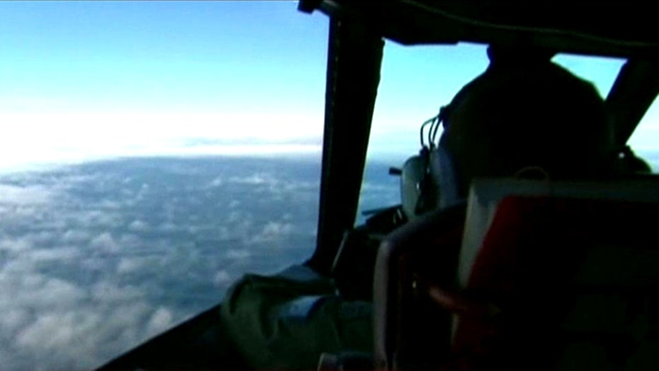 Can technology overcome bad weather in MH370 search area?