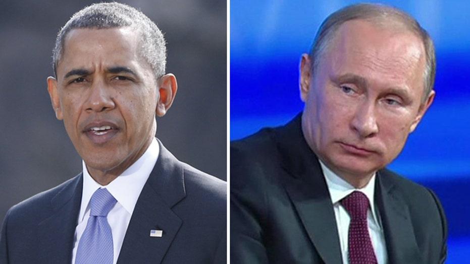 West creating 'permissive environment' for Vladimir Putin?