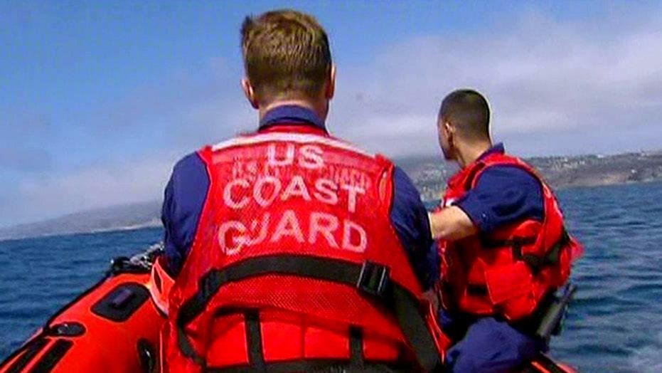 Smugglers hitting high seas as Coast Guard faces budget cuts