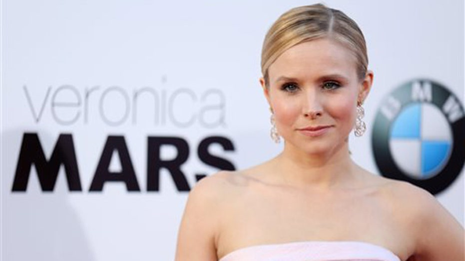 Kristen Bell tweets 'rich people should pay higher taxes'