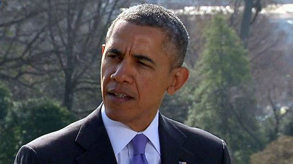 Obama: US to impose additional costs on Russia