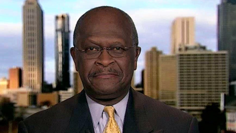 Cain: Democrats don't want to balance budget