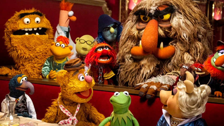 Where are all the classic Muppets in 'Muppets Most Wanted'?