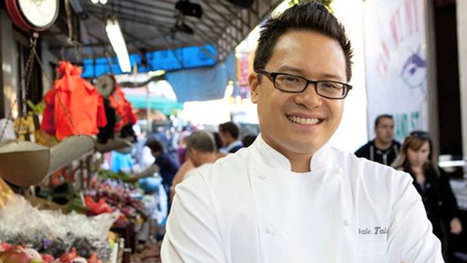 Kitchen Superstars: Dale Talde's food fantasies realized