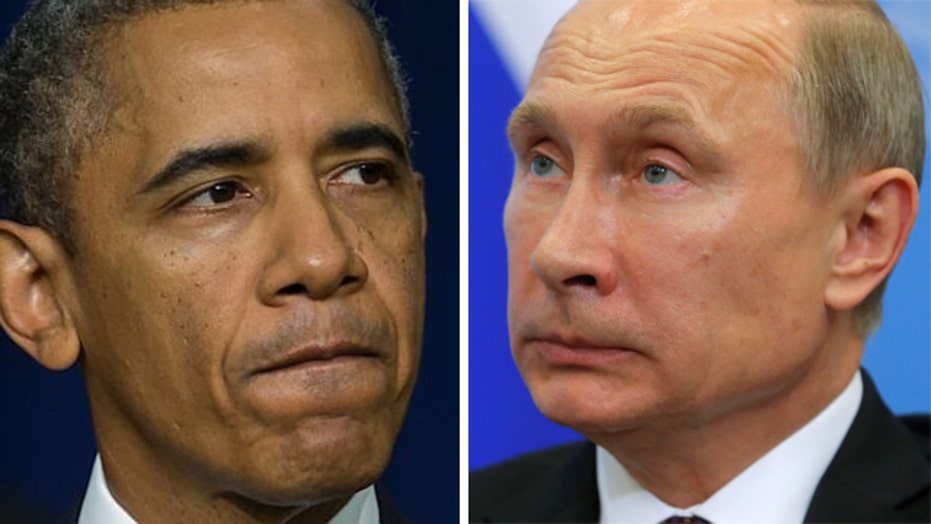 USA's superpower status in focus as Russia makes power play