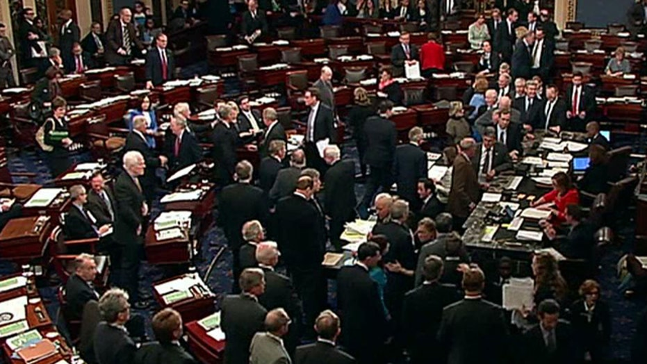 Senate passes first budget in 4 years