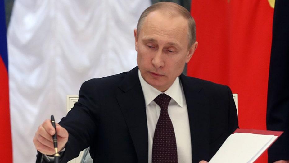 Ukraine: NATO warns of Russian threat