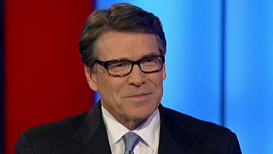 Gov. Rick Perry 'keeping the option open' for 2016
