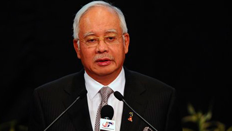 Rep. King: Malaysian PM is trying to 'deflect' criticism