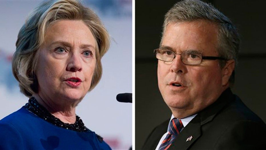 Hillary Clinton vs. Jeb Bush in 2016 bad for America?