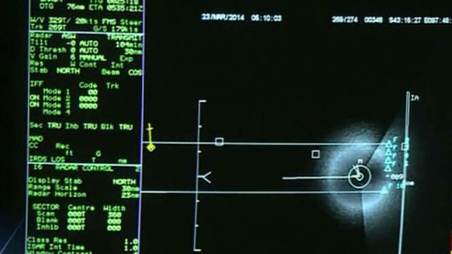 Australian pilots spot new debris in the Indian Ocean