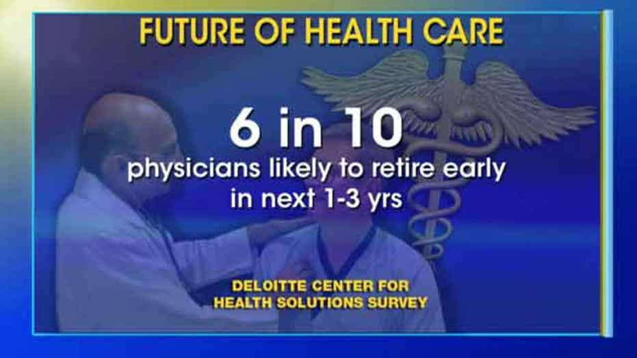 ObamaCare's side effect: More doctors are retiring early