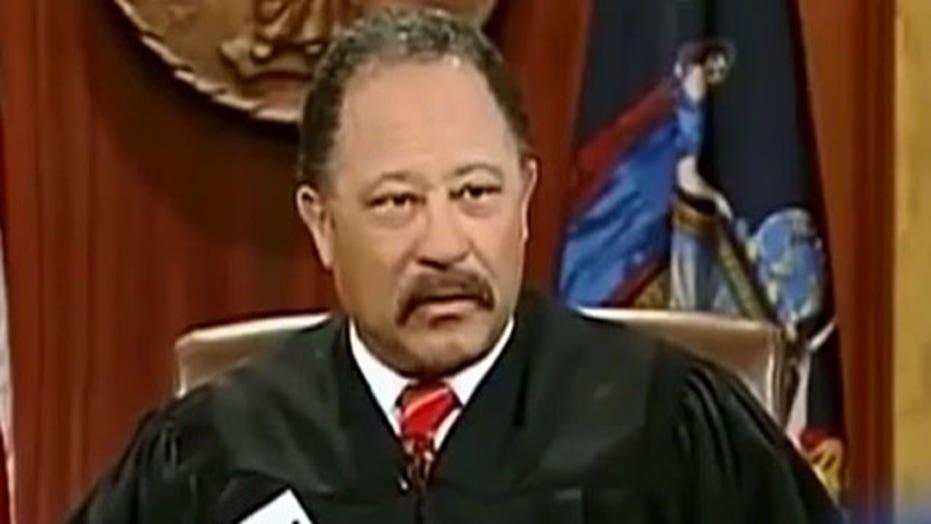 Judge Joe Brown jailed over courtroom outburst