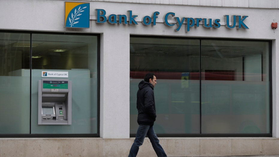Cyprus extends bank closures