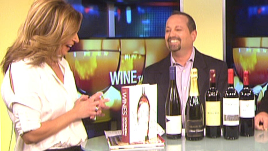 Wine buys south of the equator