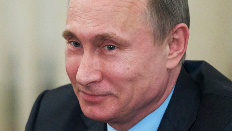 Foreign policy experts quick to apologize for Putin?