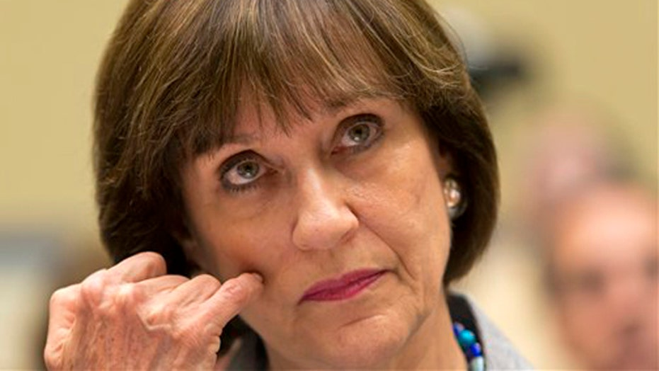 Years to produce Lois Lerner's IRS emails?