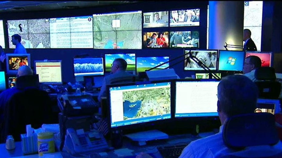 Inside the nerve center at the NSA
