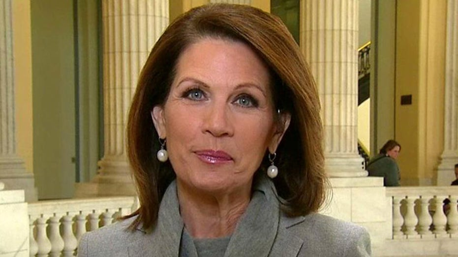 Bachmann: ObamaCare delay about Dems 'holding onto Senate'