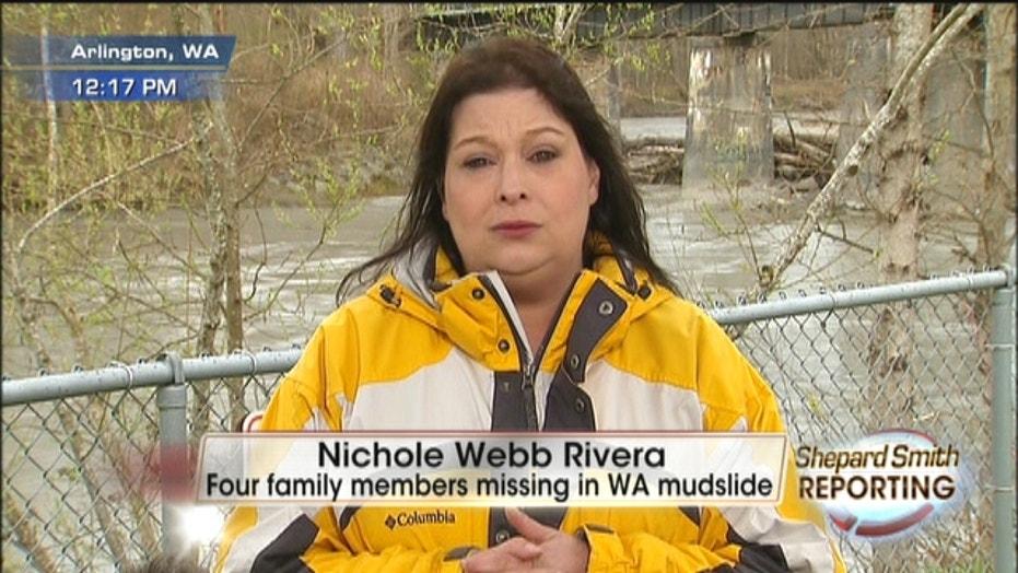 Nichole Webb Rivera Says Mudslide Likely Killed Her Relatives