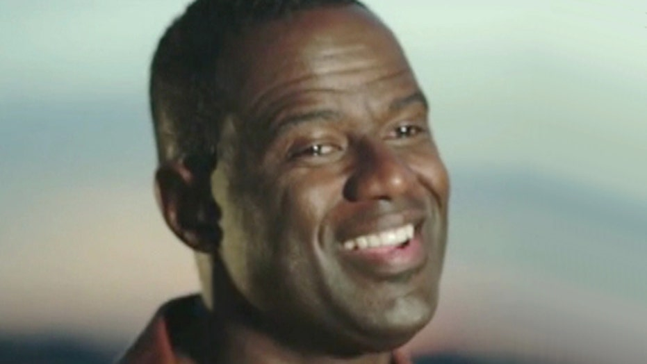 Sexy singer Brian McKnight is 'More Than Words'