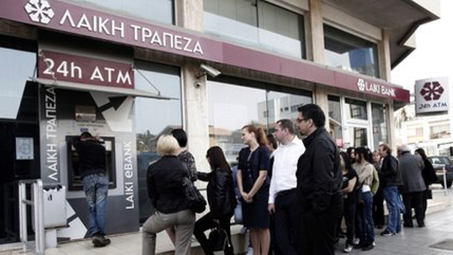 Cyprus banks prepare to reopen