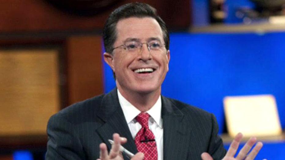 'Colbert Report' accused of racist tweet