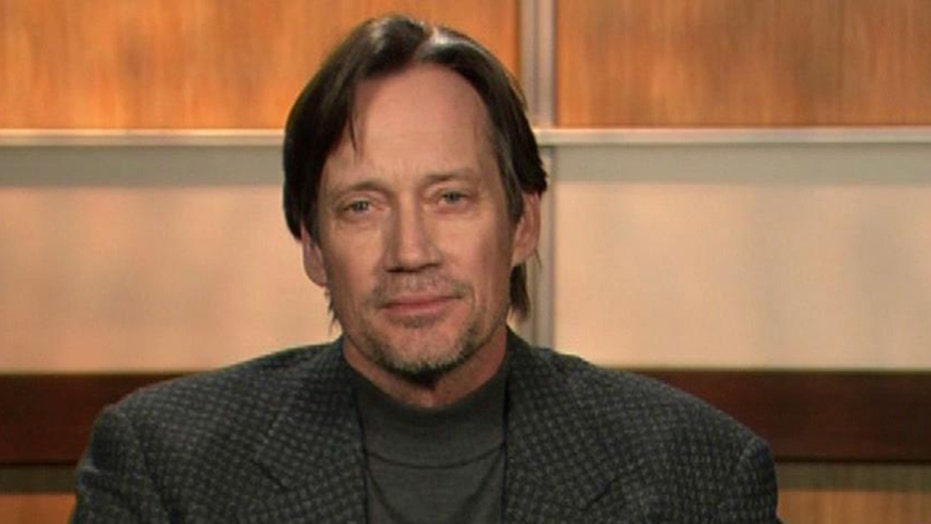 Kevin Sorbo enters the 'No Spin Zone'