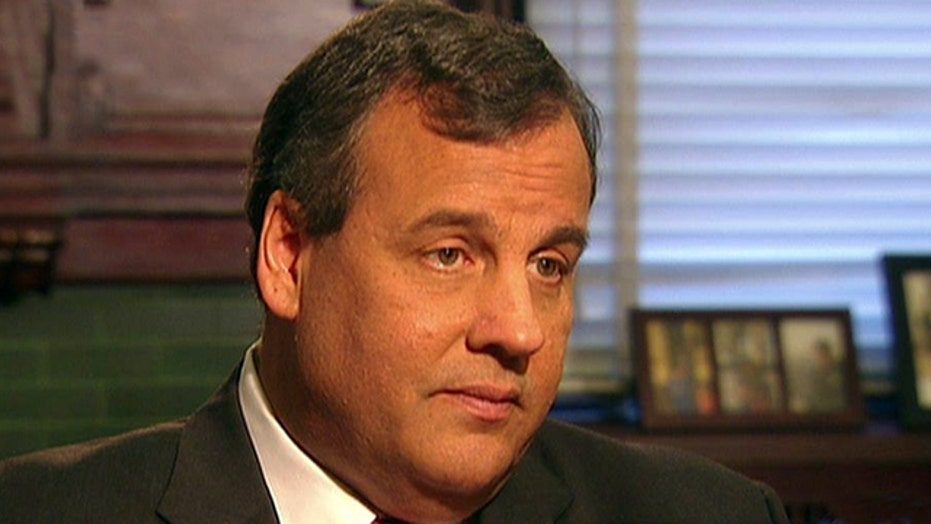 Gov. Christie on what he learned from the scandal