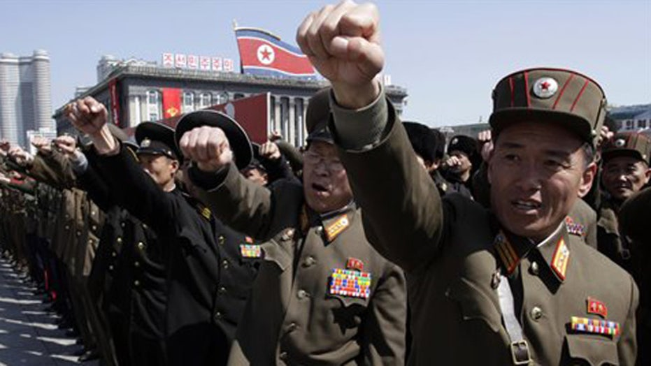 Another act of defiance from North Korea