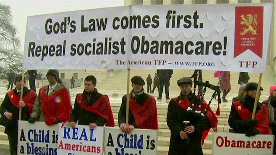 Should red state Democrats start to panic over ObamaCare?