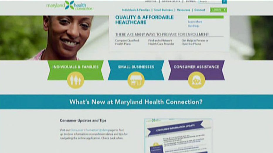 Maryland may scrap faulty ObamaCare exchange